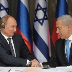 Владимир Путин и Биньямин Нетаньяху хотят ускорить создание зоны свободной торговли между ЕАЭС и Израилем