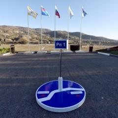 Началась реконструкция трассы А-157 в Ставропольском крае