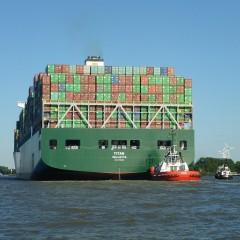 Ставки на контейнерные перевозки снизились на порты западного побережья США