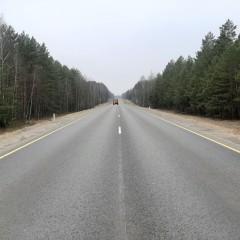 В Брянской области капитально отремонтировали 15 км трассы А-240