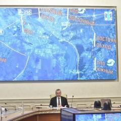Южный транзит в Новосибирске планируют построить к 2027 году