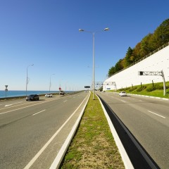 Строительство новой трассы «Джубга-Сочи» начнут с обхода Туапсе