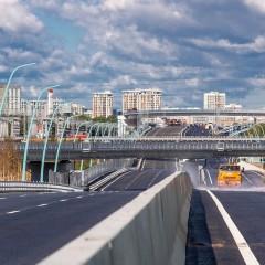 В 2023 году будут построены все участки четырех хорд внутри Москвы