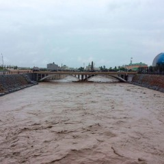 На реконструкцию моста в Грозном выделят 385 млн. рублей