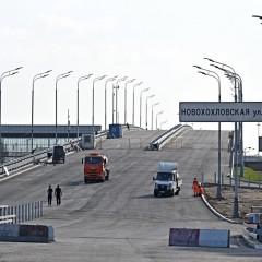 Готовность Юго-Восточной хорды в Москве уже превышает 40%