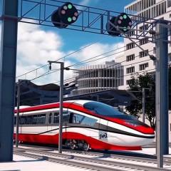 Два петербургских вокзала обсуждаются для прибытия поездов ВСМ «Москва-Петербург»
