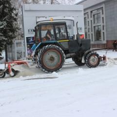 С 1 апреля из-за «просушки» дорог ограничили въезд грузовиков в Барнаул