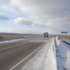 В Забайкальском крае отремонтировали мост через Тангакан