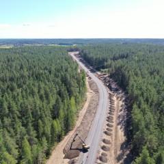 Участок трассы А-181 «Скандинавия» расширят до шести полос