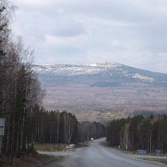 Около 130 км трасс на Урале расширят до четырех полос к 2021 году