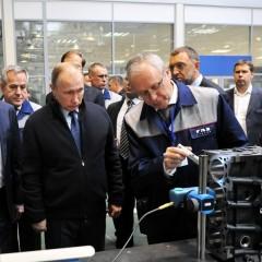 Минфин США продлил срок введения санкций против «Группы ГАЗ»