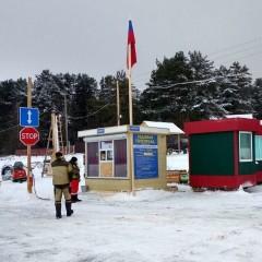 В Пермском крае открыли самую длинную ледовую переправу