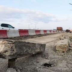 С 1 апреля грузовикам ограничат проезд по мостовому комплексу Волжской ГЭС