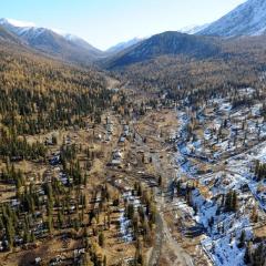 В Тыве построят дорогу длиной 320 км для освоения рудного месторождения