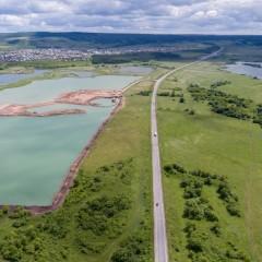 Более 70 км трассы М-5 «Урал» расширят в Башкортостане к 2024 году