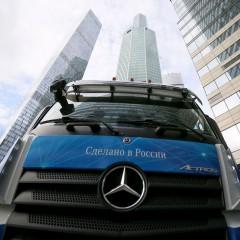 Программу льготного лизинга хотят распространить на тягачи Евро-6