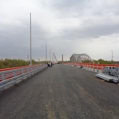новый Афанасьевский мост в подмосковном Воскресенске откроют в июле