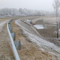 В Амурской области построили новый мост взамен аварийного
