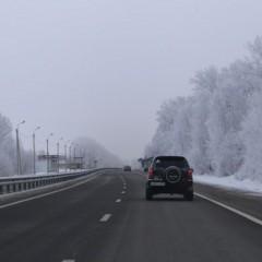 На федеральных трассах Алтайского края установили 26 дорожных камер