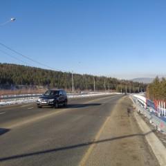 В Забайкальском крае капитально отремонтировали путепровод под Читой