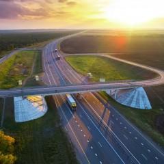 Движение по трассе М-4 «Дон» затруднено в связи с введением в Тульской области цифровых пропусков