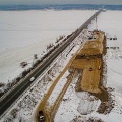Одобрен проект реконструкции обхода Перми у моста через реку Чусовая