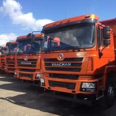 В августе рынок грузовиков «просел» на 11%