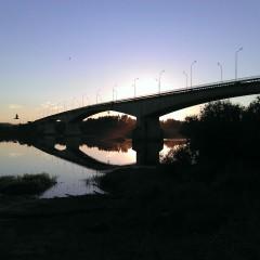 На подъезде к Киришам в Ленобласти построят новый мост через Волхов