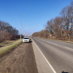 Началась реконструкция автомобильной дороги «Краснодар-Ейск»