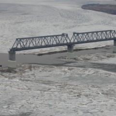 Пробные вагоны по мосту «Нижнеленинское-Тунцзян» пустят в августе 2021 года