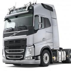 Компания Volvo начала сборку тягачей FH с увеличенной кабиной