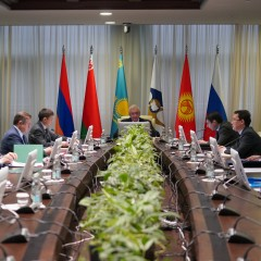 Россия задерживает выполнение программы либерализации каботажных автомобильных перевозок в странах ЕАЭС