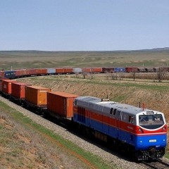 Запущен новый грузовой железнодорожный маршрут «Чжэнчжоу-Москва»