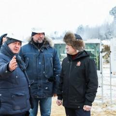 В Московской области началось строительство Северного обхода Лобни