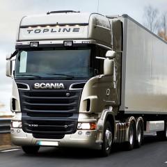 Scania выпустила полис «КАСКО в десятку»