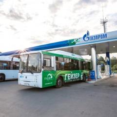 В Новосибирске построят 12 газозаправочных станций