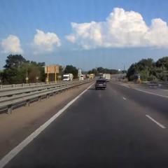 На трассе М-4 «Дон» в районе Аксая ограничили скорость движения