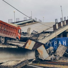 В Амурской области на проектирование путепровода над Транссибом взамен разрушенного выделят 20 млн. рублей