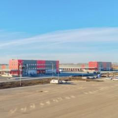 Под Новосибирском открылся оптово-распределительный центр Русагромаркета