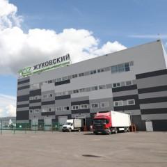 В аэропорту «Жуковский» открыли логистический комплекс