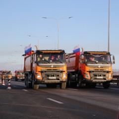 В Ростовской области открыли участок М-4 «Дон» в обход Аксая