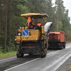 Все дороги в районе Петрозаводска отремонтируют до 2023 года