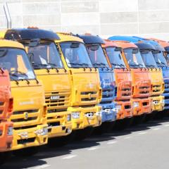 Продажи новых грузовиков в России стабилизировались