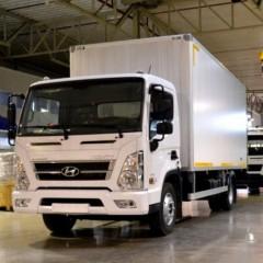«Автотор» начал производство грузовиков Hyundai Mighty по полному циклу