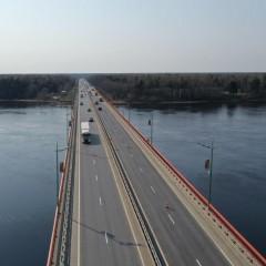 Ладожский мост на трассе Р-21 «Кола» разведут 19 октября