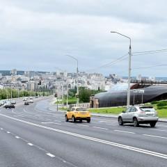 В Белгородской области открыли новую автомагистраль