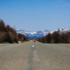 В Магаданской области «просушку» дорог начнут в середине мая
