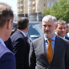 Министра транспорта РФ Евгений Дитрих
