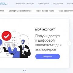 Систему «одно окно» для экспортеров дополнили двумя онлайн-сервисами