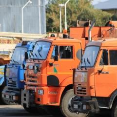 С 1 сентября все грузовики от 12 тонн должны быть оборудованы тахографами